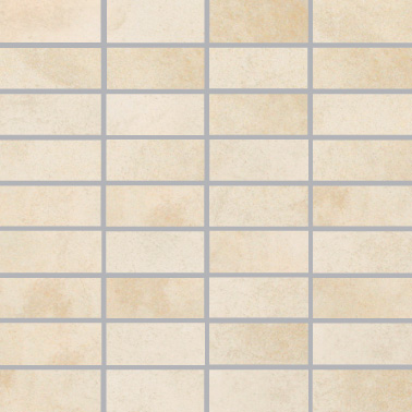 Villeroy & Boch Fire and Ice platinum beige VB-2411 MT30  Mosaik 3,5x7,5 30x30 matt R9 A