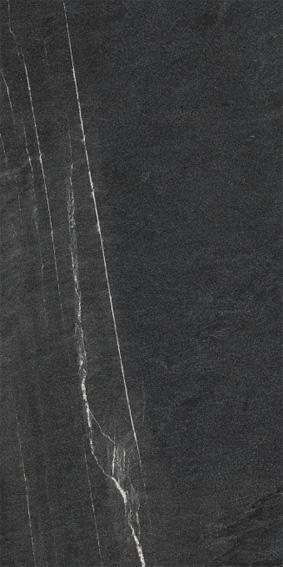 Villeroy & Boch Lucerna schwarz VB-2177 LU90  Bodenfliese 45x90 matt R9