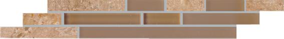Villeroy & Boch Moonlight beige VB-1080 KD20 Bordüre 5x30 matt