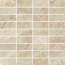 Villeroy & Boch My Earth hellbeige VB-2649 RU10  Mosaik 3,3x7,5 30x30 matt R11 B