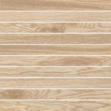 Villeroy & Boch Nature Side beige gekalkt VB-2148 CW10  Stabmosaik 30x30 matt R9 A Holzoptik