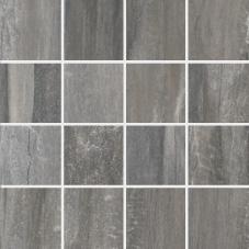 Villeroy & Boch Townhouse anthrazit VB-2114 LC95 Mosaik 7,5x7,5 30x30 matt/relief R9