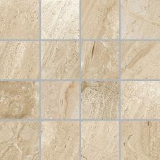 Villeroy & Boch Tribute beige VB-2013 SE1L  Mosaik 7,5x7,5 30x30 geläppt/anpoliert A