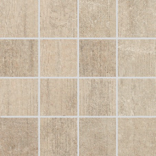 Villeroy & Boch Upper Side greige VB-2114 CI60 Mosaik 7,5x7,5 30x30 matt/relief R9