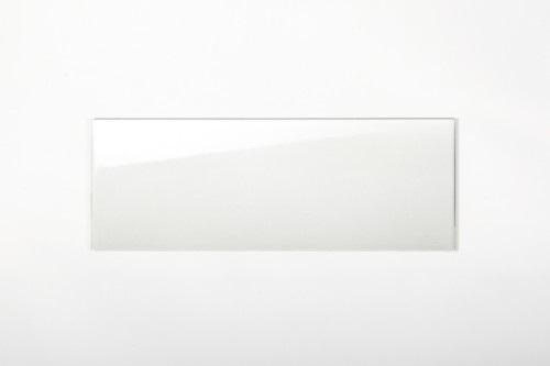 Agrob Buchtal Basis 1 weiß AB-372765 Wandfliese 25x75 glänzend
