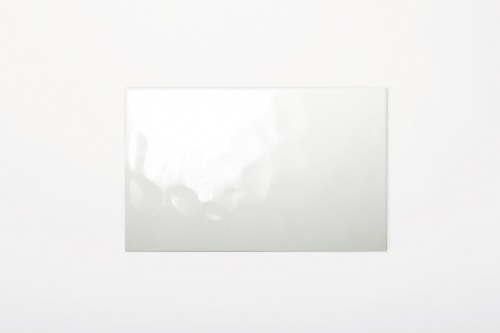 Agrob Buchtal Basis 1 weiß AB-239998 Wandfliese 25x33 glänzend gewellt