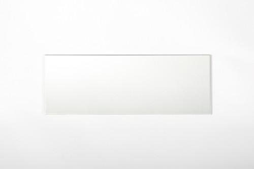 Agrob Buchtal Basis 1 weiß AB-372766 Wandfliese 25x75 matt
