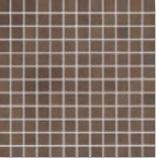 Agrob Buchtal Bosco dunkelbraun AB-5010-7160H Mosaik 2,5x2,5 30x30  R10