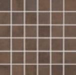 Agrob Buchtal Bosco dunkelbraun AB-5010-7161H Mosaik 5x5 30x30  R10