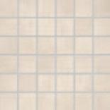 Agrob Buchtal Bosco cremeweiß AB-5040-7161H Mosaik 5x5 30x30  R10