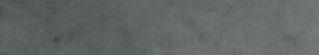 Agrob Buchtal Concrete graphit AB-059737 Sockel 8x60 eben, vergütet