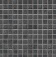 Agrob Buchtal Inside-Out anthrazit AB-271522H Mosaik 2,5x2,5 30x30 strukturiert, trittsicher R10/B