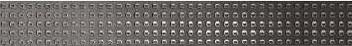 Agrob Buchtal Xeno schwarz AB-433248 Dekorelement 7,2x60 eben, vergütet