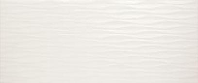 Agrob Buchtal Compose naturweiß AB-372158H Dekorelement 25x75 matt, reliefiert