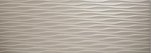 Agrob Buchtal Compose olivegrau hell AB-372164H Dekorelement 25x75 matt, reliefiert