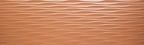 Agrob Buchtal Compose kupfer AB-372166H Dekorelement 25x75 matt, reliefiert