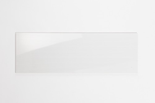 Agrob Buchtal Focus Royal weiß AB-392735H Wandfliese 30x90 glänzend, gestreift