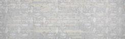 Agrob Buchtal Inside-Out beige-grau AB-381513 Dekorelement 20x60 mit Glasauflage