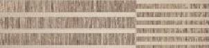 Agrob Buchtal Xeno beige-braun AB-281557 Dekorelement 15x60