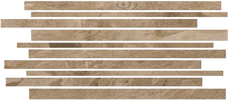 Gazzini Slateworks gold cashmere GA-490165 Muretto 30x60 Natur R10