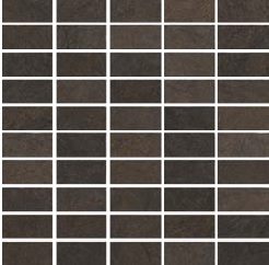 Gazzini Level dark GA-501034 Mosaik 30x30 Natur R9