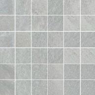 Gazzini Ink 40 grey GA-40703 Mosaik 30x30 Natur R9