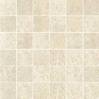 Gazzini Ink 40 beige GA-40702 Mosaik 30x30 Natur R9