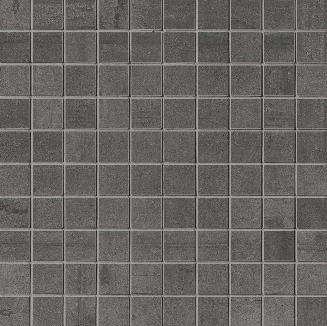 Keope LINK DARK SHADOW KE-t2m5 Mosaik2,8x2,8cm 30X30 naturale R9