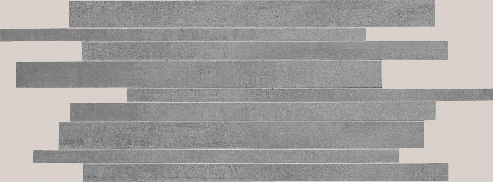 Keope LINK SLATE GREY KE-t2t4 Strips 30X60 naturale R9