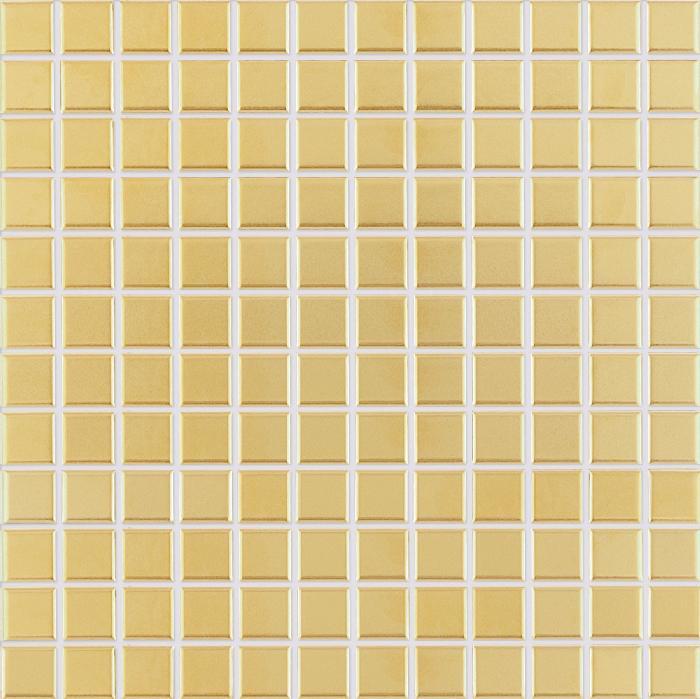 Jasba M2 gold JA-2452 Mosaik 2,4x2,4 30x30 seidenglanz