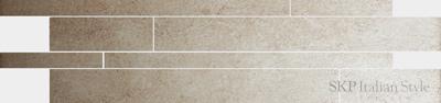 SKP Chalet crema SKP-24213 Mosaik Brick 16,5x63 naturale R10