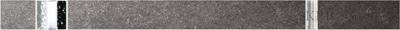 SKP Chalet antracite SKP-24130 Bordüre Emozione 4,5x66 naturale R10