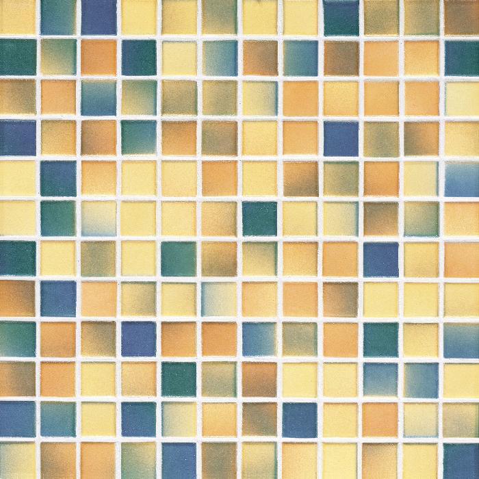 Jasba M2 herbstbunt JA-2492H Mosaik 2,4x2,4 30x30 Secura R10/B
