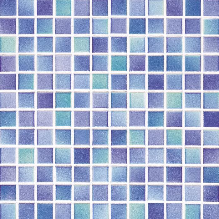 Jasba M2 sky blue JA-2495H Mosaik 2,4x2,4 30x30 Secura R10/B