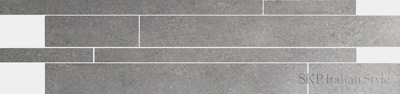 SKP Chalet grigio SKP-24207 Mosaik Brick 16,5x63 naturale R10