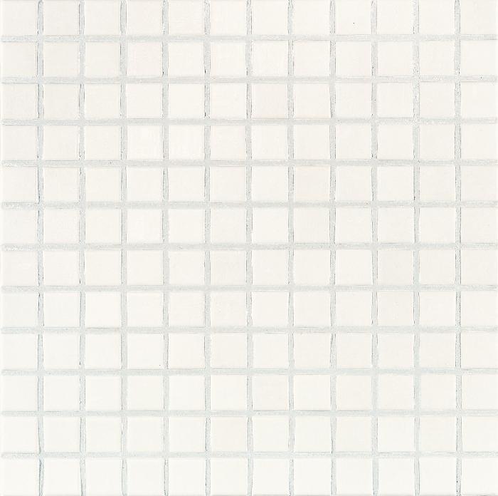 Jasba Paso naturweiß JA-3100H Mosaik 2,4x2,4 30x30 matt