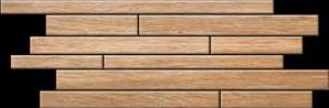 SKP Casa Legno naturale SKP-25108 Mosaik Brick 20x50 naturale R10/A Holzoptik