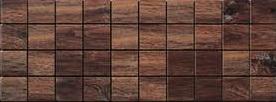SKP Casa Legno castanio SKP-25102 Mosaik Vario 20x50 naturale R10/A Holzoptik