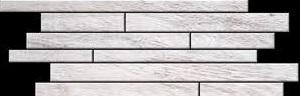 SKP Casa Legno biancato SKP-25758 Mosaik Brick 20x50 naturale R10/A Holzoptik