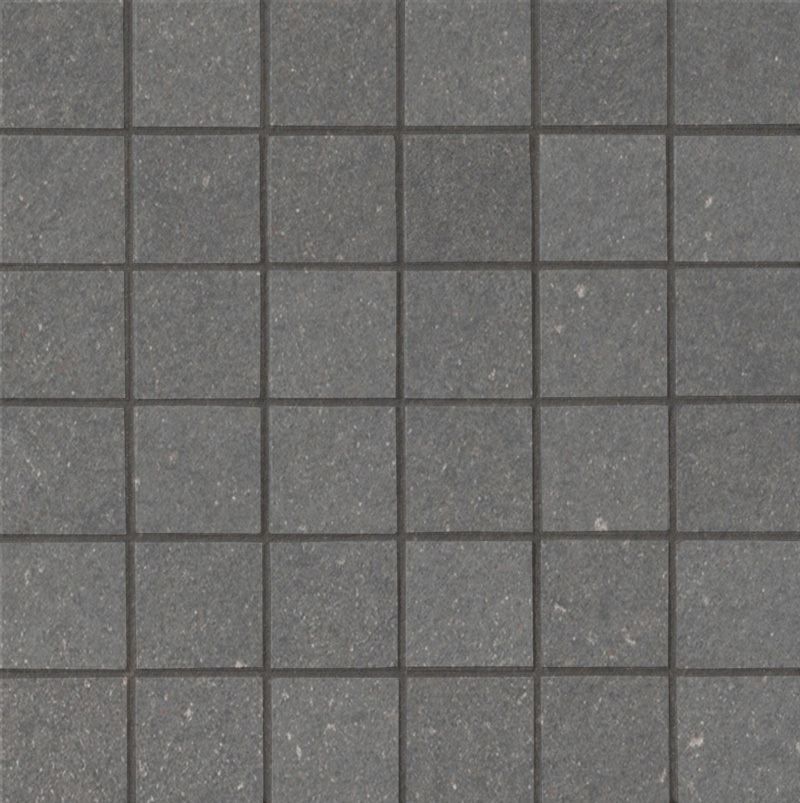 Ariostea Pietre High-Tech  Basalto Grigio ARI-BLISA330 Mosaik 30x30 satiniert R10