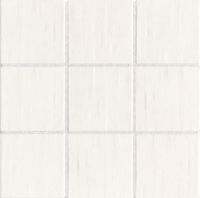 Jasba Paso naturweiß JA-3110H Mosaik 10,2x10,2 30x30 matt
