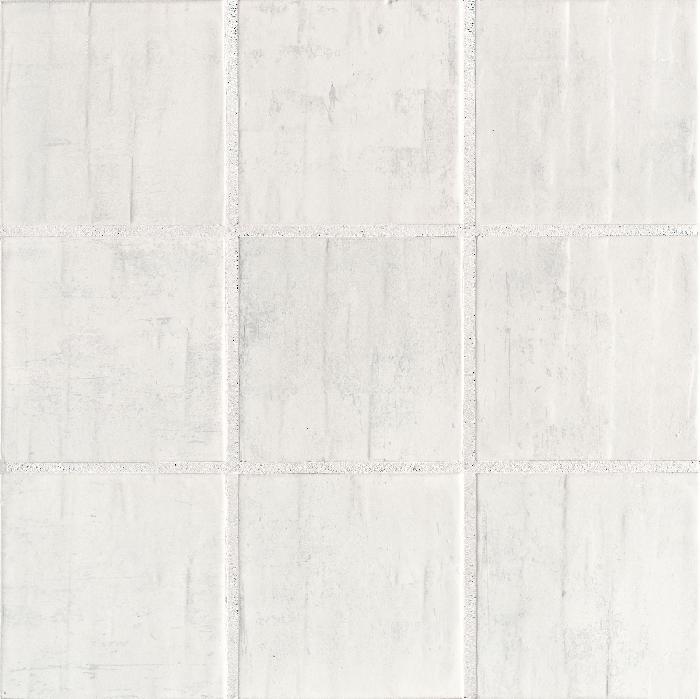 Jasba Paso taubenblau JA-3113H Mosaik 10,2x10,2 30x30 matt