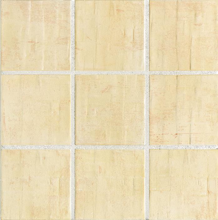 Jasba Paso weizengelb JA-3115H Mosaik 10,2x10,2 30x30 matt