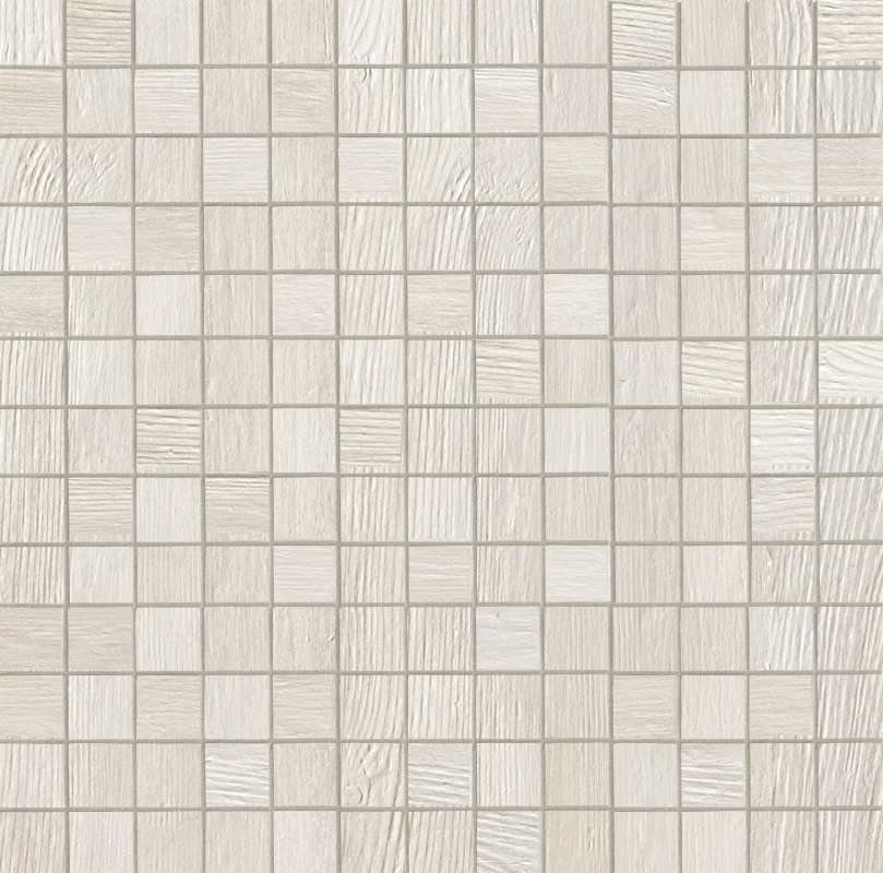Ariostea Legni High-Tech Rovere Bianco ARI-MC342 Mosaik 30x30 antik R10 Holzoptik
