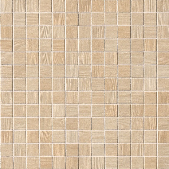 Ariostea Legni High-Tech Rovere Decape` ARI-MC389 Mosaik 30x30 antik R10 Holzoptik