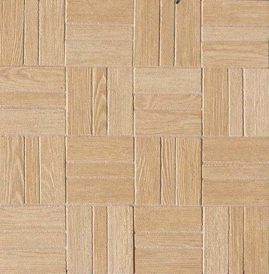 Ariostea Legni High-Tech Rovere Naturale ARI-DOMM365 Mosaik 30x30 antik R10 Holzoptik