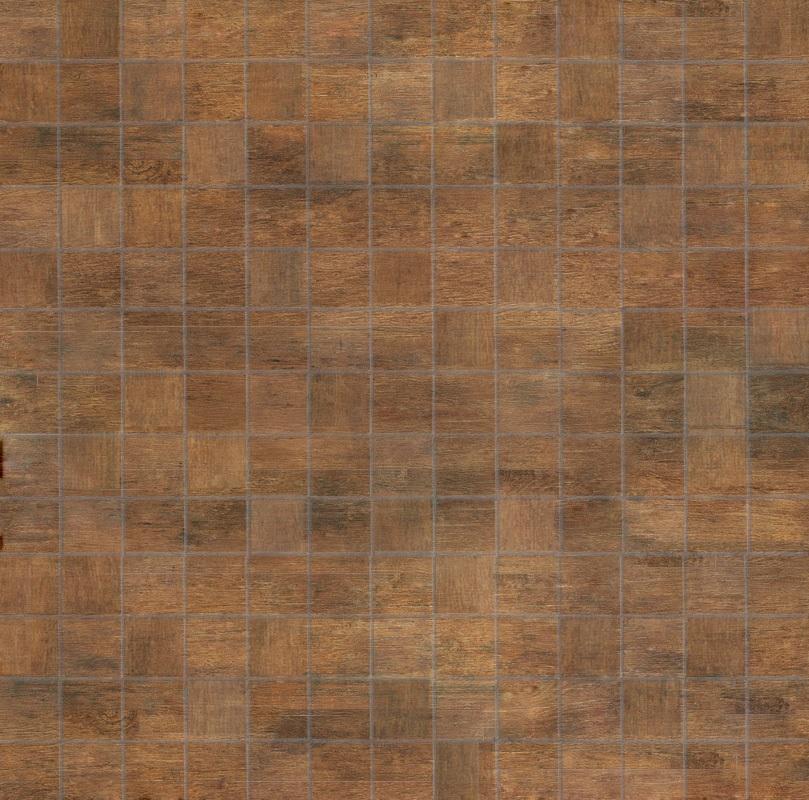 Ariostea Legni High-Tech Rovere Reale ARI-MC387 Mosaik 30x30 antik R10 Holzoptik