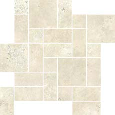 Castelvetro TIMELESS WHITE CA-CTL1MF Mosaik    34X34 naturale