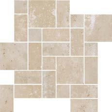 Castelvetro TIMELESS SAND CA-CTL2MF Mosaik    34X34 naturale