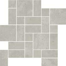 Castelvetro TIMELESS GREY CA-CTL4MF Mosaik    34X34 naturale
